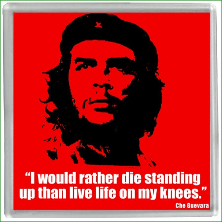 Che Guevara Quote 4 Picture Quote #1