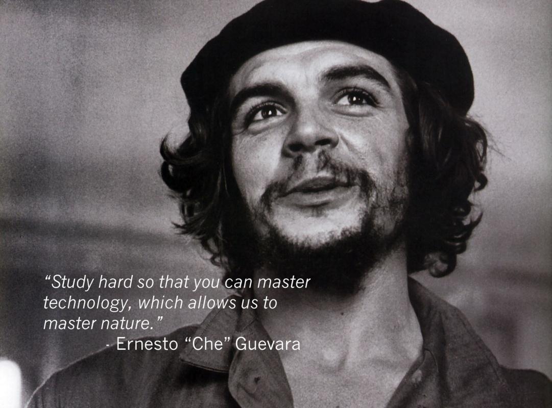 Che Guevara Quote 7 Picture Quote #1