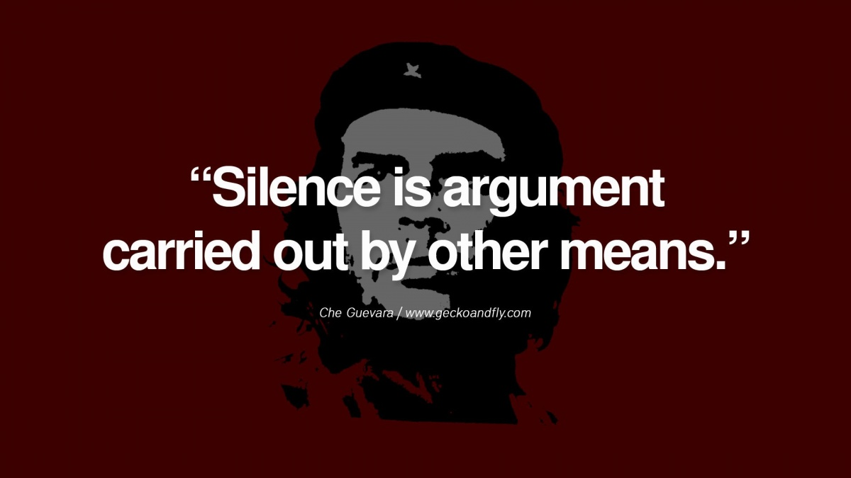 Che Guevara Quote 8 Picture Quote #1