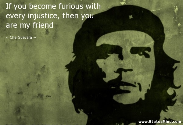 Che Guevara Quote 9 Picture Quote #1