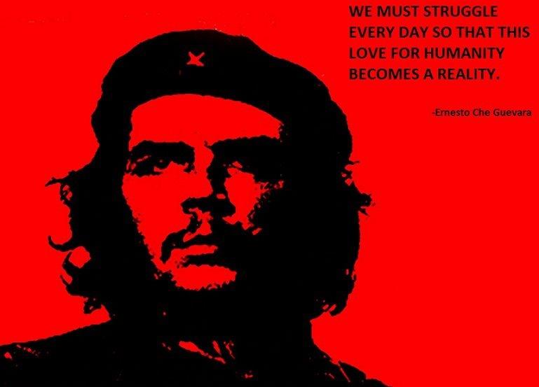 Che Guevara Quote 10 Picture Quote #1