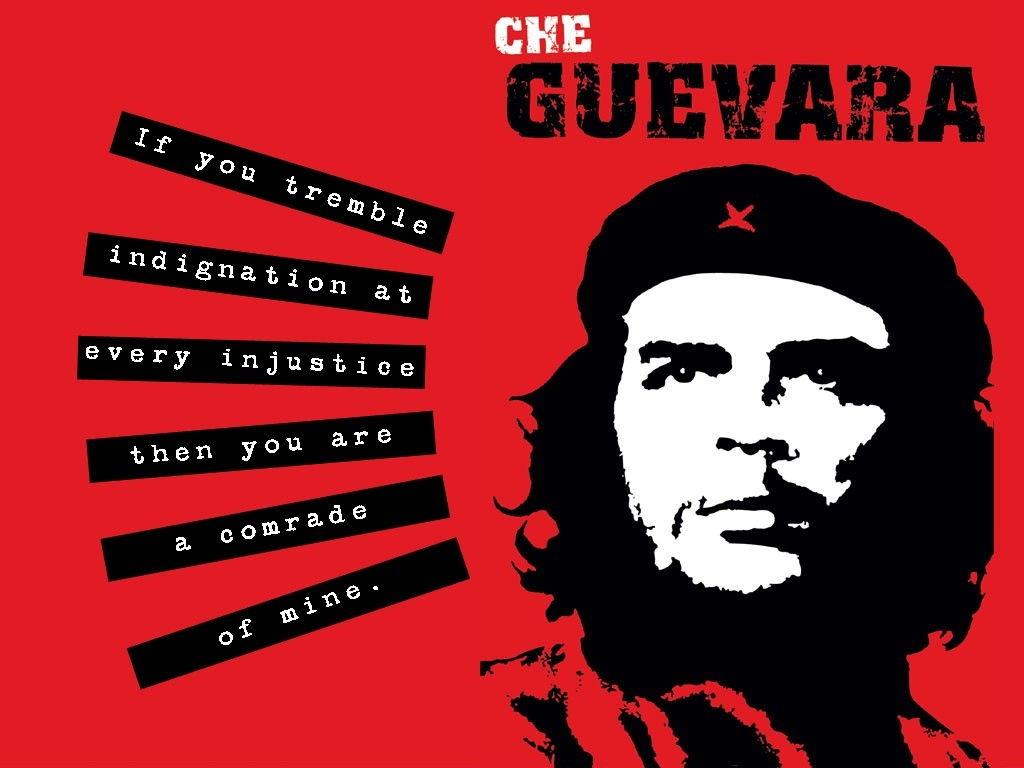 Che Guevara Quote On Blacks 1 Picture Quote #1