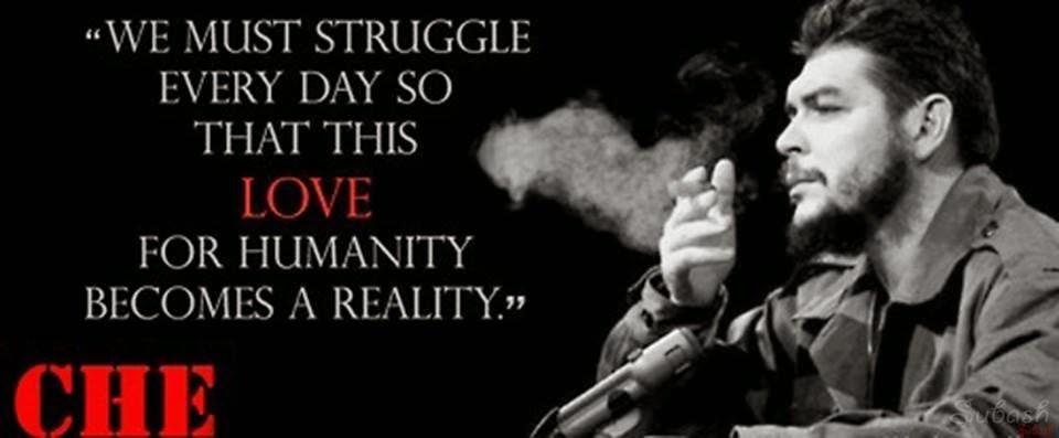 Che Guevara Quote 12 Picture Quote #1