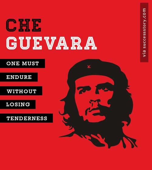 Che Guevara Quote 13 Picture Quote #1