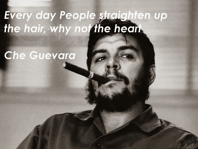 Che Guevara Famous Quote 1 Picture Quote #1