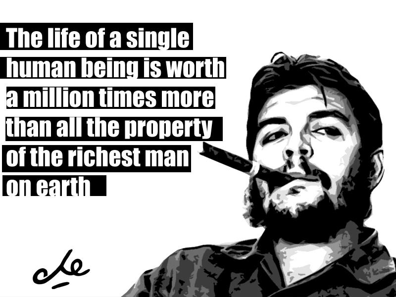 Che Guevara Quote 3 Picture Quote #1