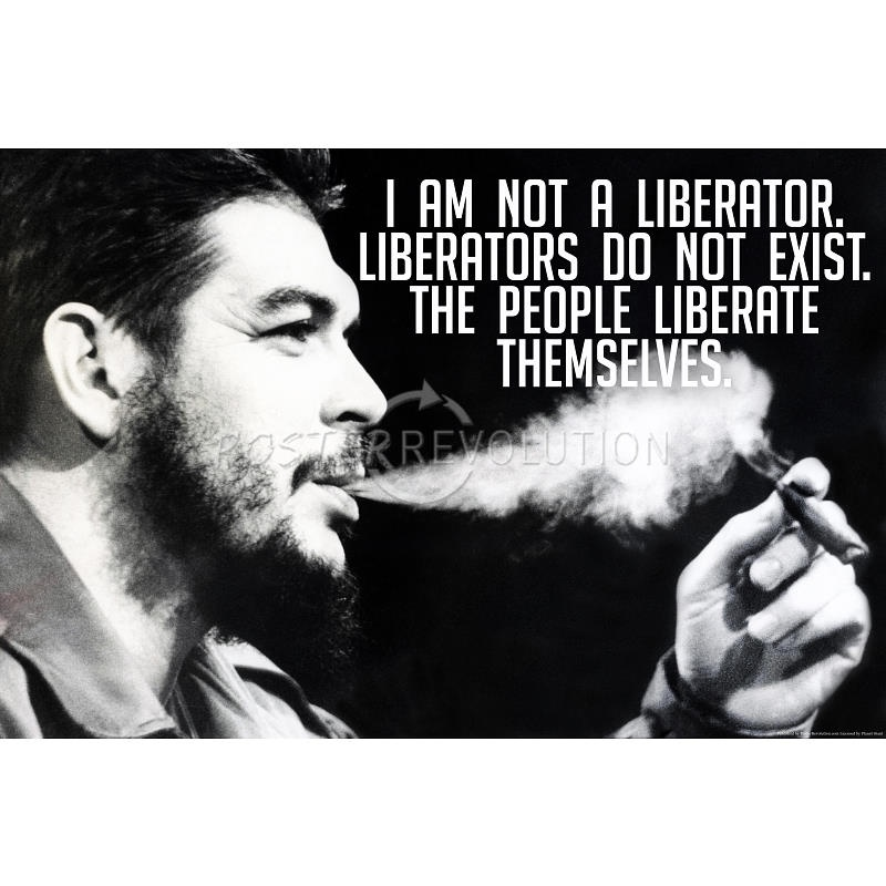 Che Guevara Quote 17 Picture Quote #1