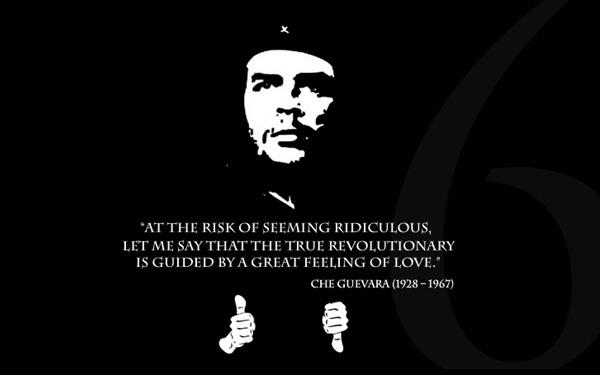 Che Guevara Quote 18 Picture Quote #1