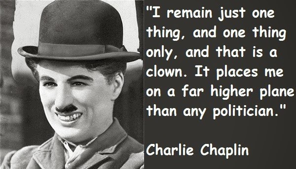 Charlie Chaplin Quote 3 Picture Quote #1