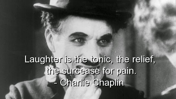 Charlie Chaplin Quote 4 Picture Quote #1