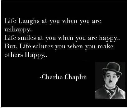 Charlie Chaplin Quote | Quote Number 589910 | Picture Quotes