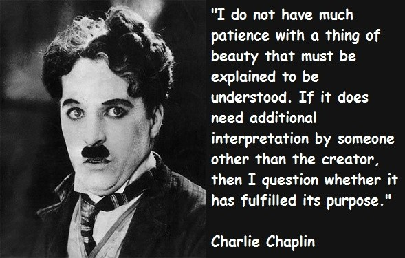 Charlie Chaplin Quote 13 Picture Quote #1