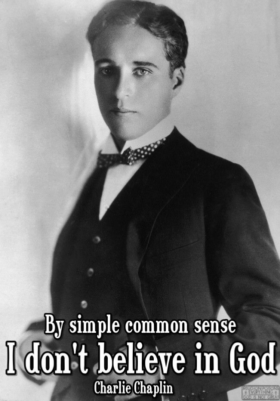 Charlie Chaplin Quote 14 Picture Quote #1