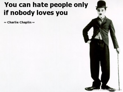 Charlie Chaplin Quote 16 Picture Quote #1