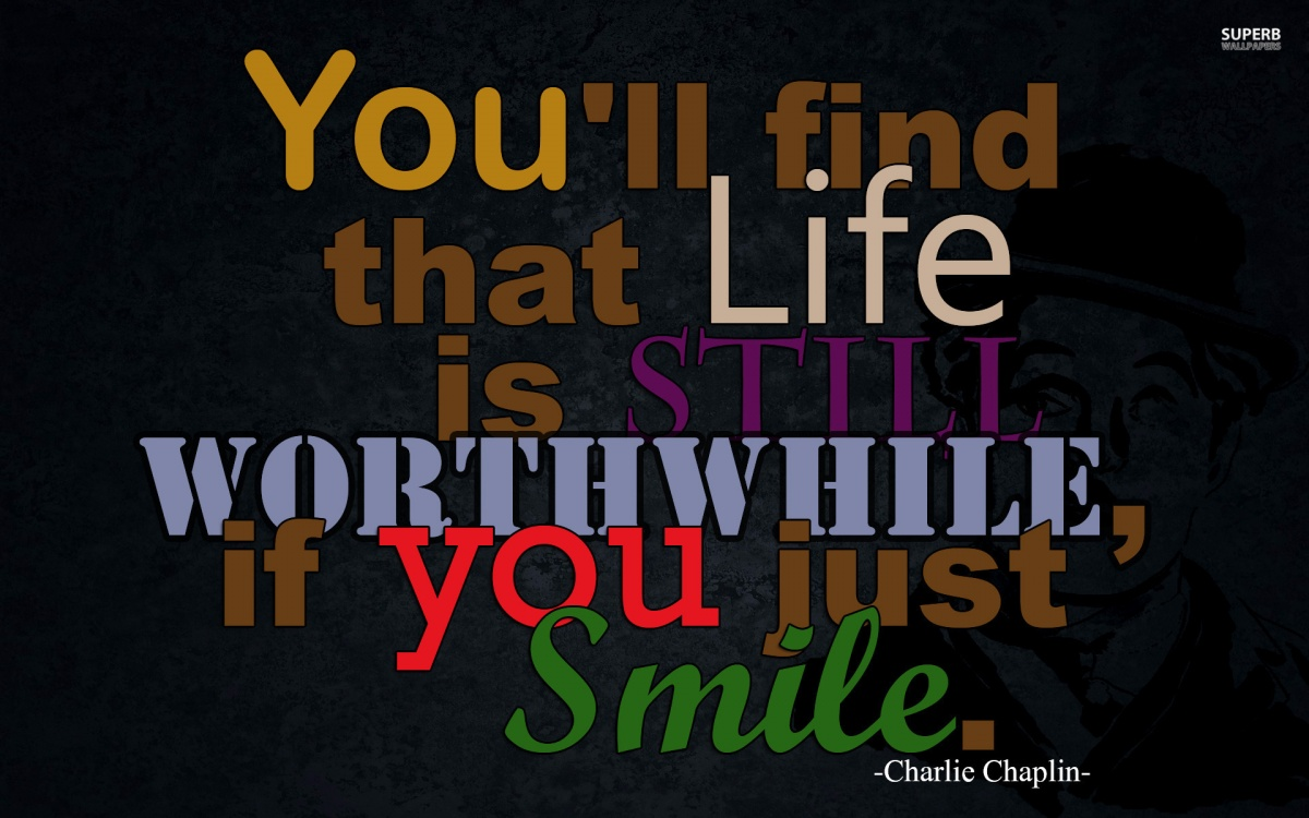 Charlie Chaplin Quote 18 Picture Quote #1