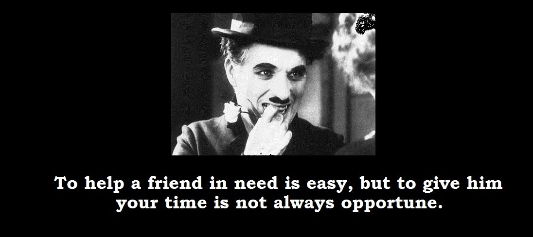 Charlie Chaplin Quote 19 Picture Quote #1