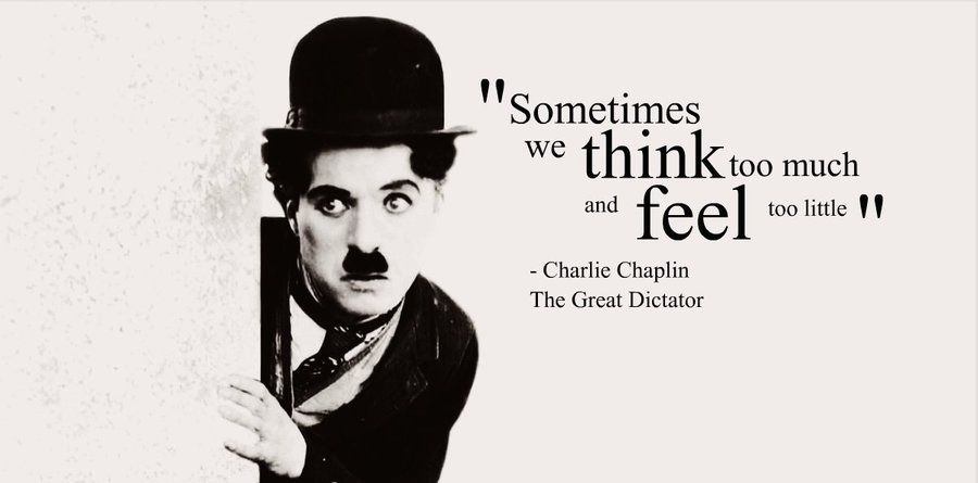 Charlie Chaplin Quote 20 Picture Quote #1
