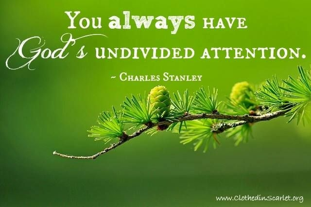 Inspirational Quote By Charles Stanley 1 Picture Quote #1