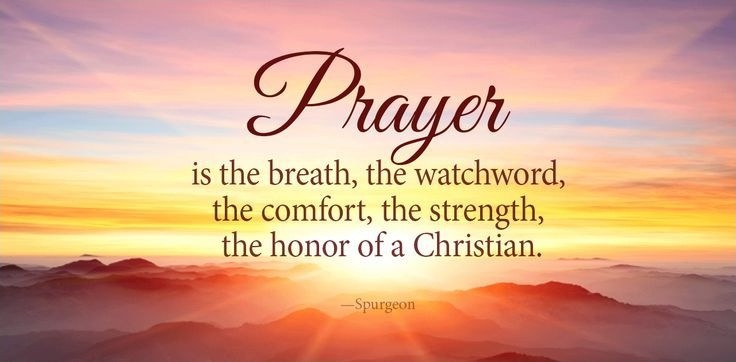 Charles Spurgeon Prayer Quote 7 Picture Quote #1