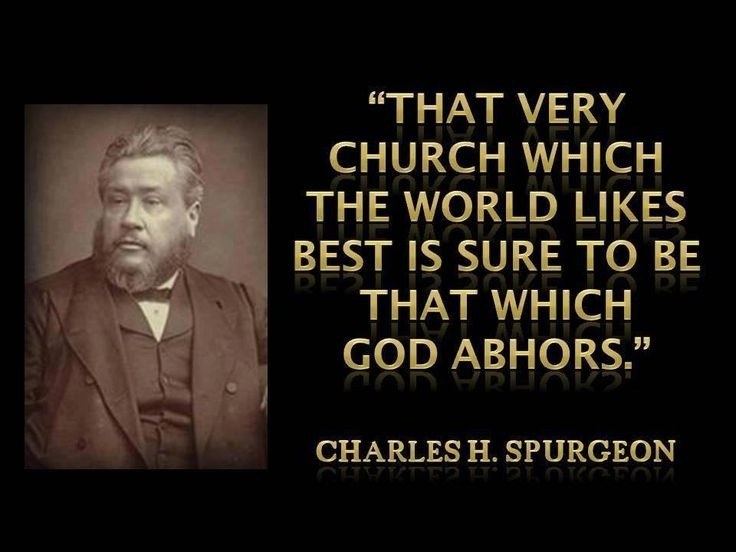 Charles Spurgeon Quote 12 Picture Quote #1