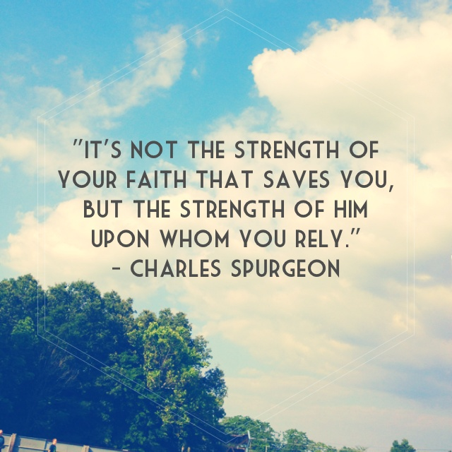 Charles Spurgeon Quote 14 Picture Quote #1