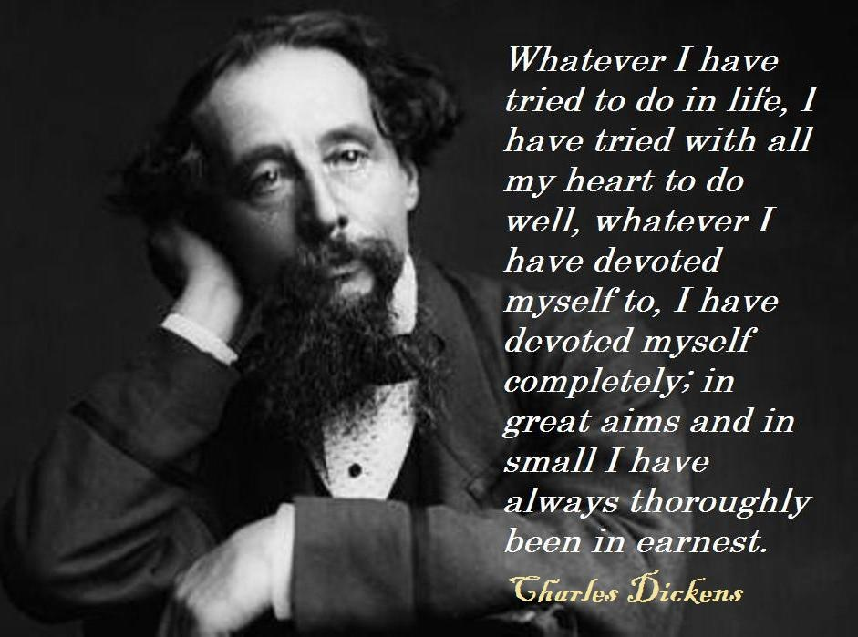Charles Dickens Quote 2 Picture Quote #1