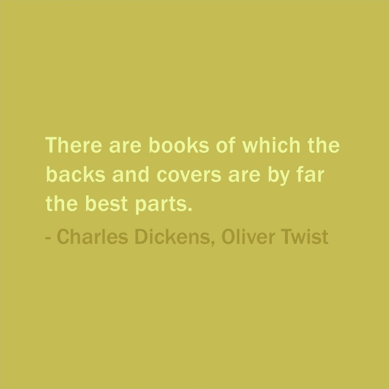 Oliver Twist Charles Dickens Quote 1 Picture Quote #1