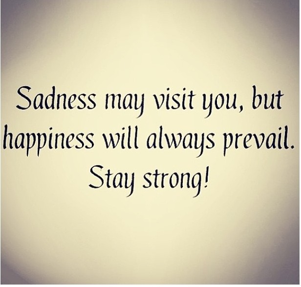 Stay Strong Quote 6 Picture Quote #1