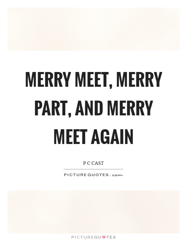 merry meet part again lyrics