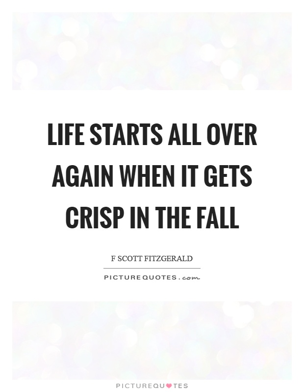 Crisp quotes crisp sayings crisp picture quotes - The house in which life starts over ...