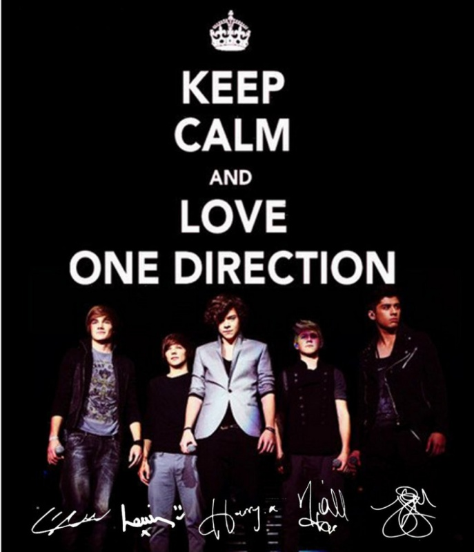 One direction song quotes picture