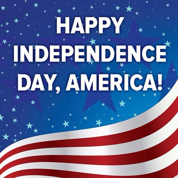 American Independence Day Quote 1 Picture Quote #1