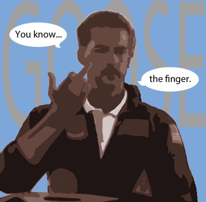 Goose Top Gun Quote 1 Picture Quote #1