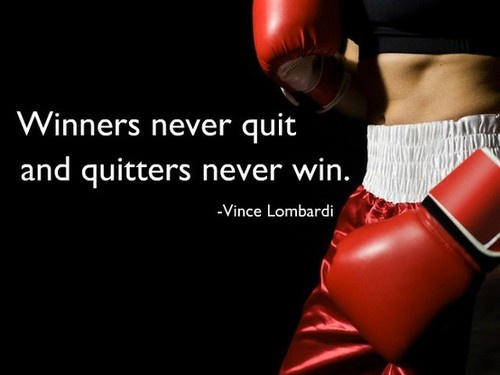 Inspirational Sports Quote About Winning 1 Picture Quote #1