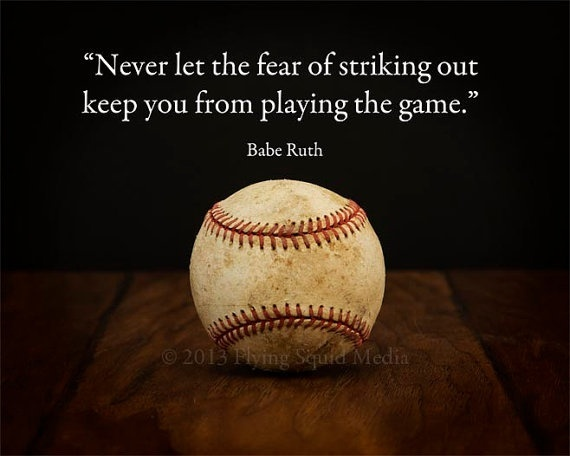 Inspirational Sports Quote 4 Picture Quote #1