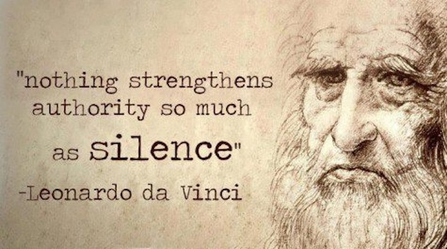 Silence Quote 5 Picture Quote #1