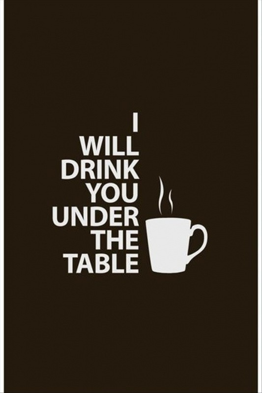 Funny Coffee Quote 1 Picture Quote #1