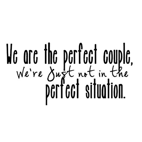 Perfect Couple Quote 1 Picture Quote #1