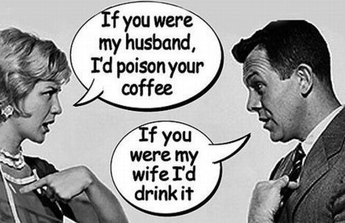 Funny Husband Quote 1 Picture Quote #1
