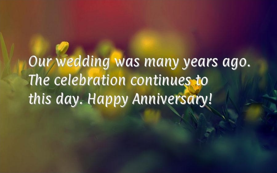 Wedding Anniversary Quote 3 Picture Quote #1