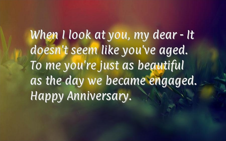 Wedding Anniversary Quote 5 Picture Quote #1