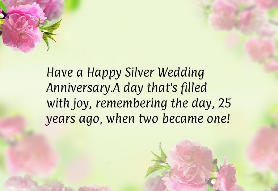 25th Wedding Anniversary Quote 2 Picture Quote #1