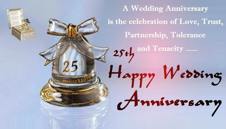 25th Wedding Anniversary Quote 3 Picture 1