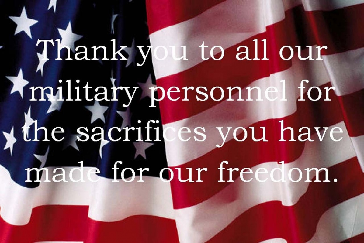 Veterans Day Quote 1 Picture Quote #1