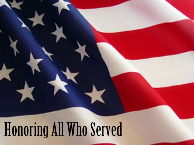 Veterans Day Quote 2 Picture Quote #1