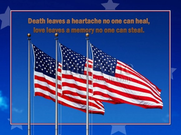 Memorial Day Quote 5 Picture Quote #1