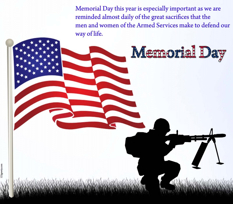 Memorial Day Quote 12 Picture Quote #1