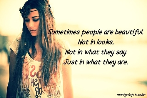 Beautiful Girl Quote 3 Picture Quote #1