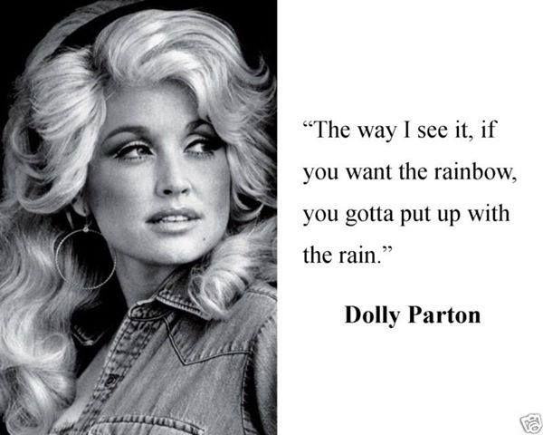 Dolly Parton Quote 2 Picture Quote #1