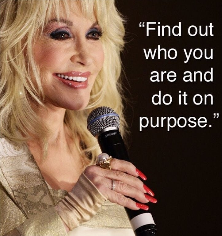 Dolly Parton Quote 3 Picture Quote #1